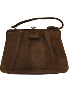 1960's Women Accessories - Purse