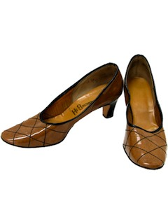 1950's Women Accessories - Shoes