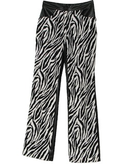 1990's Womens Punk Pants