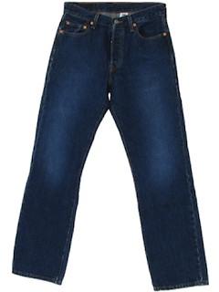 1990's Mens 501 Jeans Pants
