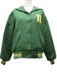 1980's Womens Varsity Jacket