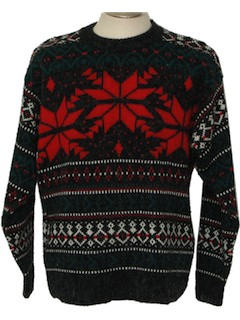 1980's Unisex Sweater