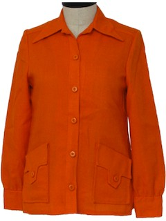 1970's Womens Mod Leisure Jacket