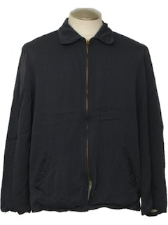 1940's Mens Gabardine Jacket