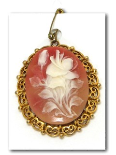 1960's Womens Accessories Pendant