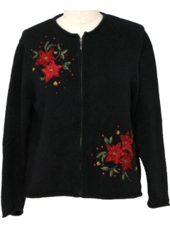 1990's Womens Christmas Sweater
