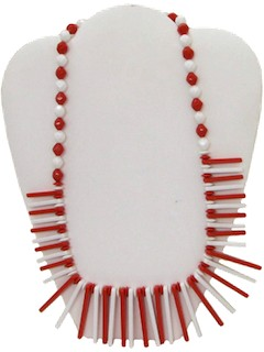 1960's Womens Accessories -Necklace