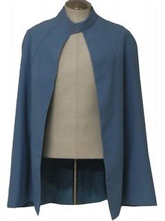 1970's Mens Tuxedo Jacket Cape