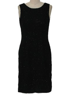 1970's Womens Cocktail or Prom Dress