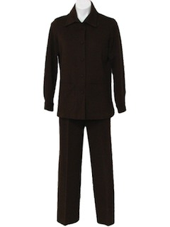 1960's Womens Pants Suit