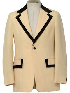 1970's Mens/Boys Tuxedo Jacket