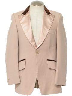 1970's Mens Tuxedo Jacket