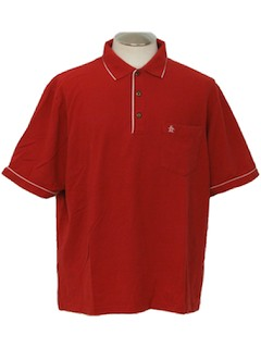 1980's Mens Grand Slam Polo Shirt