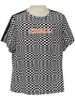 1990's Unisex Knit T-Shirt