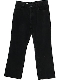 1990's Mens Jeans-Cut Pants