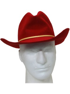 1960's Mens/Childs Western Hat