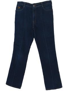 1980's Womens Jeans Pants