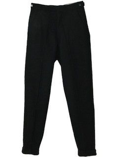 1960's Mens Mod Pants*