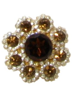 1980's Womens Accessories - Broach