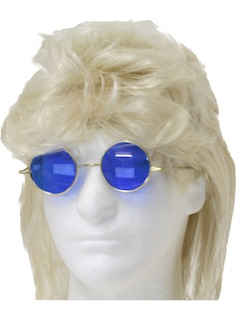 1970's Unisex Accessories - John Lennon Hippie Sunglasses