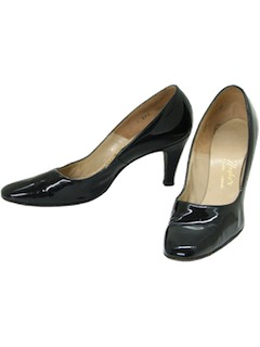 Womens Vintage Shoes At Rustyzipper Com Vintage Clothing