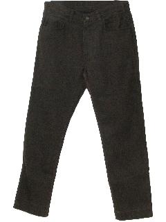 1960's Mens Mod Jeans Pants*