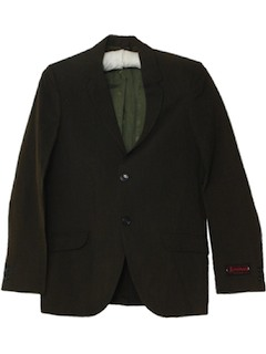 1960's Mens/Boys Mod Blazer Sport Coat Jacket