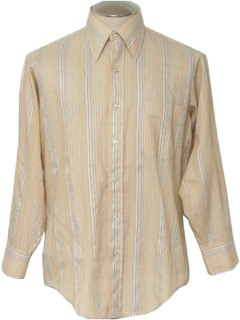 1980's Mens Shirt