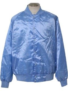 1980's Mens Ball Style Bowling Jacket