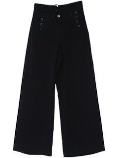 1960's Mens Bellbottom Pants