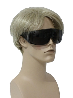 1980's Mens Accessories - Wrap Sunglasses
