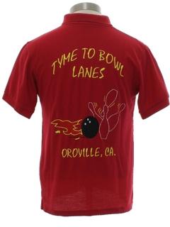 1990's Unisex Bowling Shirt