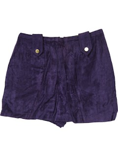 1960's Womens Hotpants Shorts