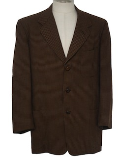 1980's Mens Sport Jacket
