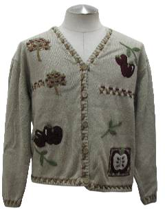 1980's Womens Ugly Sweater