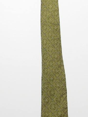 1960's Mens Sharkskin Necktie
