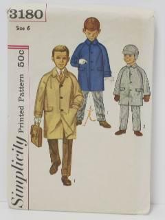 1950's Boys Pattern