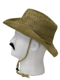 1960's Mens/Boys Accessories - Western Hat