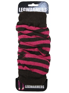 1980's Womens Accessories - Totally 80s Leg Warmers