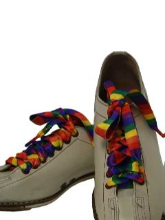 1980's Unisex Accessories - Totally 80s Shoelaces