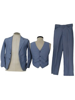 1970's Mens/Boys Disco Suit