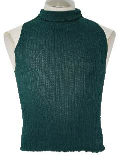 1990's Unisex Accessories - Turtleneck Undershirt or Dickie to wear under your Ugly Christmas Sweater or Vest
