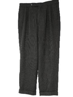 1970's Womens Wool Slacks Pants