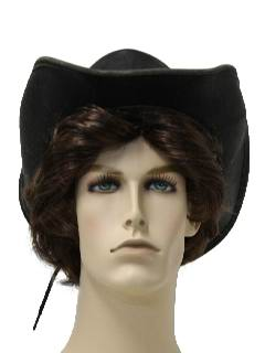 1980's Mens Accessories - Hippie Hat
