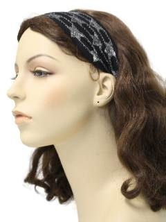 1980's Womens Accessories - Totally 80s Headband