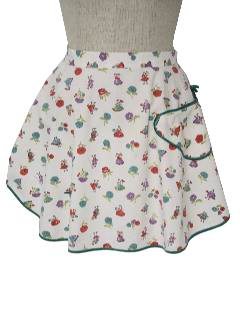 1950's Womens Accessories – Apron
