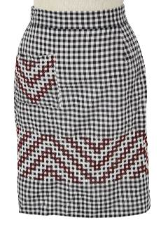 1960's Womens Accessories – Apron