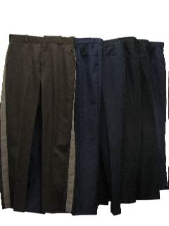 1970's Wholesale Mens Polyester Pants