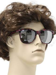 1980's Unisex Accessories - Totally 80s Sunglasses