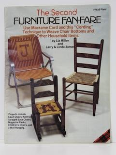 1980's Macrame Book